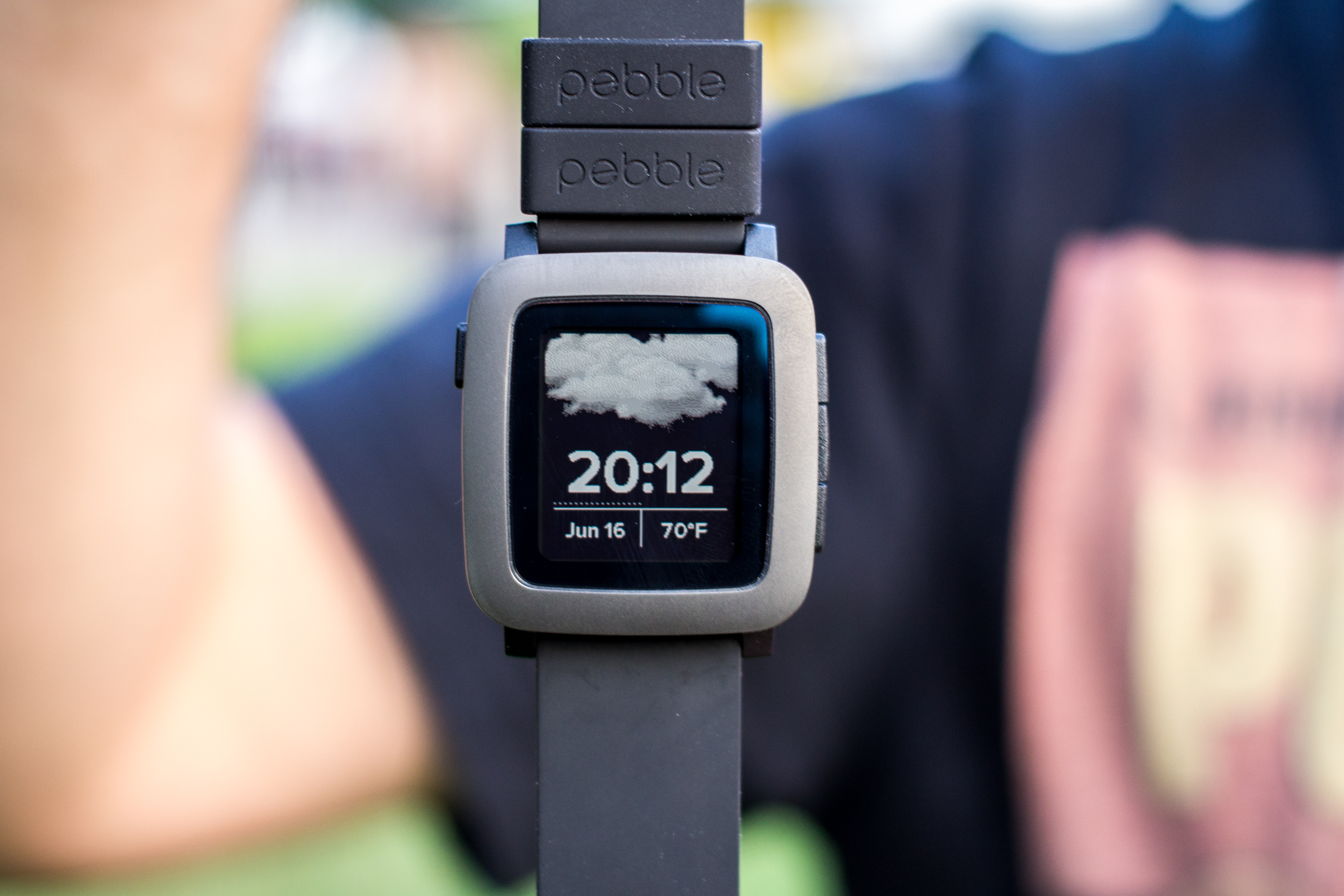Top 10 best watchfaces for Pebble Time - Real Weather