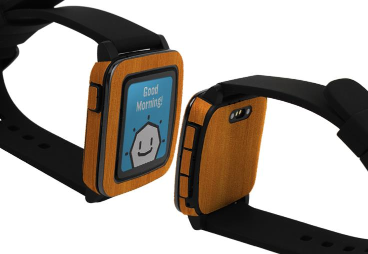 Best Pebble Time Skins - Skinomi