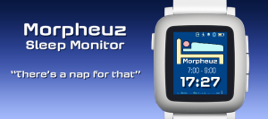 Must have apps for Pebble Time - Morpheuz