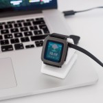 TikDok Docking Station for Pebble Time and Pebble Time Steel