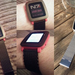 Best Straps for Pebble Time - Milanese
