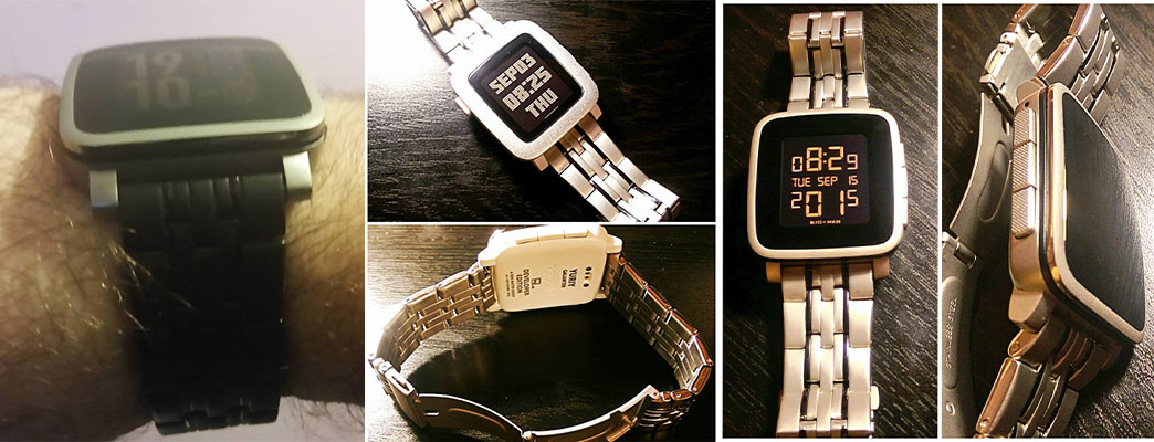 Best Straps for Pebble Time - Truffol