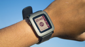 Best Games for Pebble Time - 2048