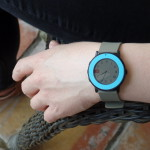 Review GadgetWraps straps for Pebble