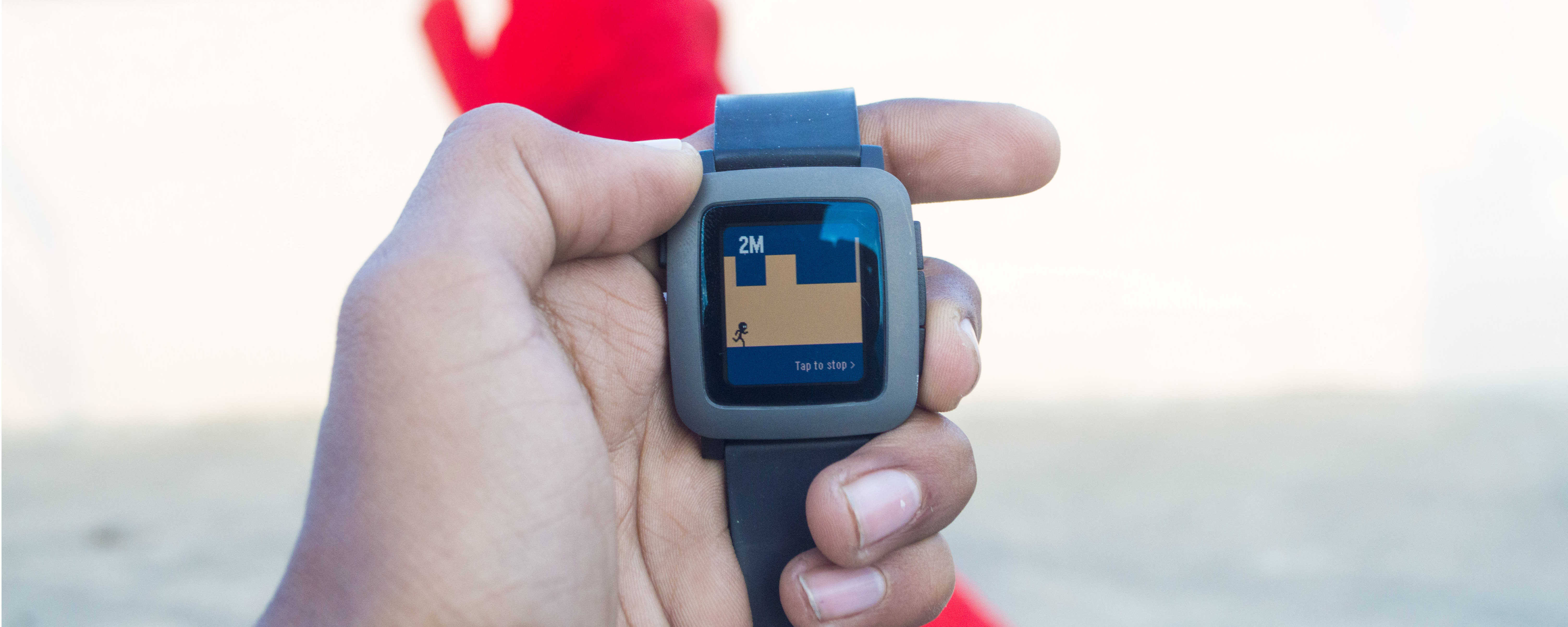 Best Games for Pebble Time - Mr Runner