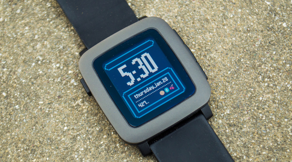 Best Pop Culture Watchfaces for Pebble Time - Pac Time