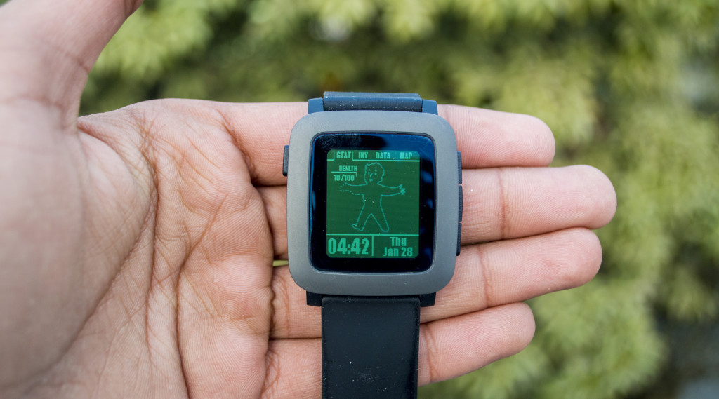 Best Pop Culture Watchfaces for Pebble Time - PipWatch