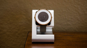 Timedock with Pebble Time