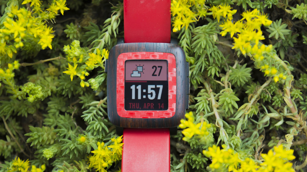Best Watchfaces for Pebble Time - Clear