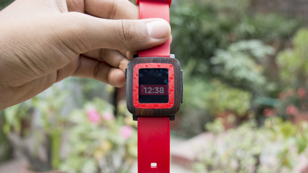 Best Watchfaces for Pebble Time - Lift