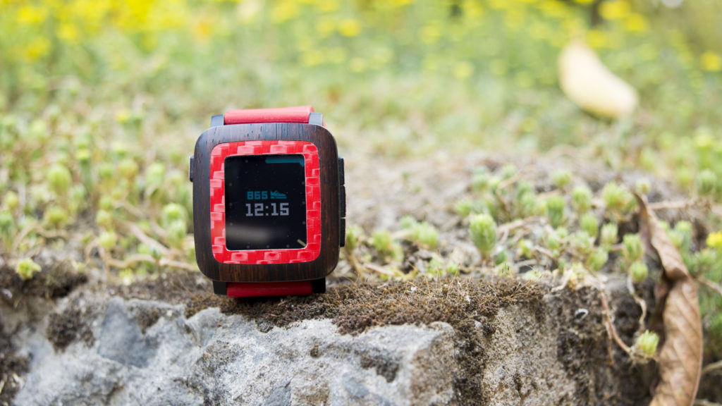 Best Watchfaces for Pebble Time - Stride