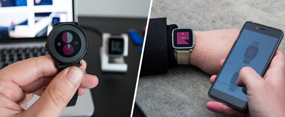 TTMM watchfaces for Pebble Time and Pebble Time Round
