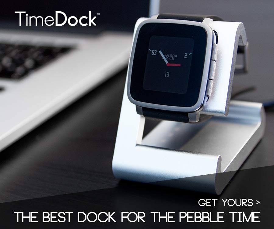 TimeDock Rectangle Banner