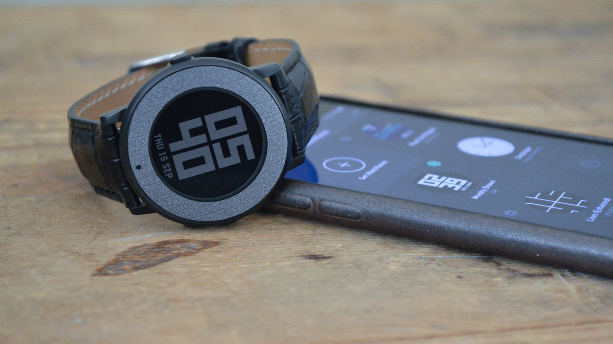 The Best Watchfaces for Pebble Time Round #3
