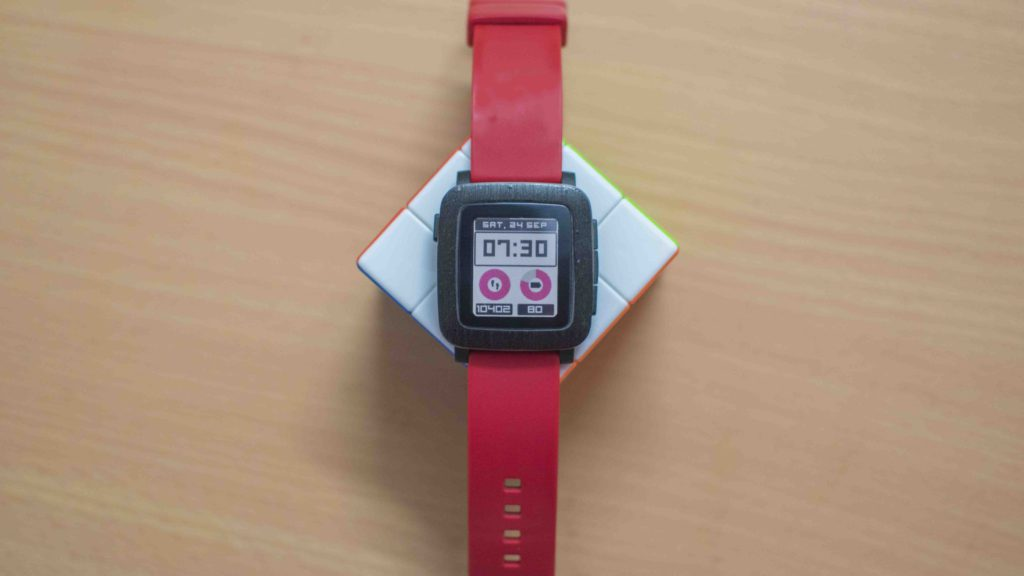 Best Watchfaces for Pebble Time and Pebble Time Steel - Dashboard