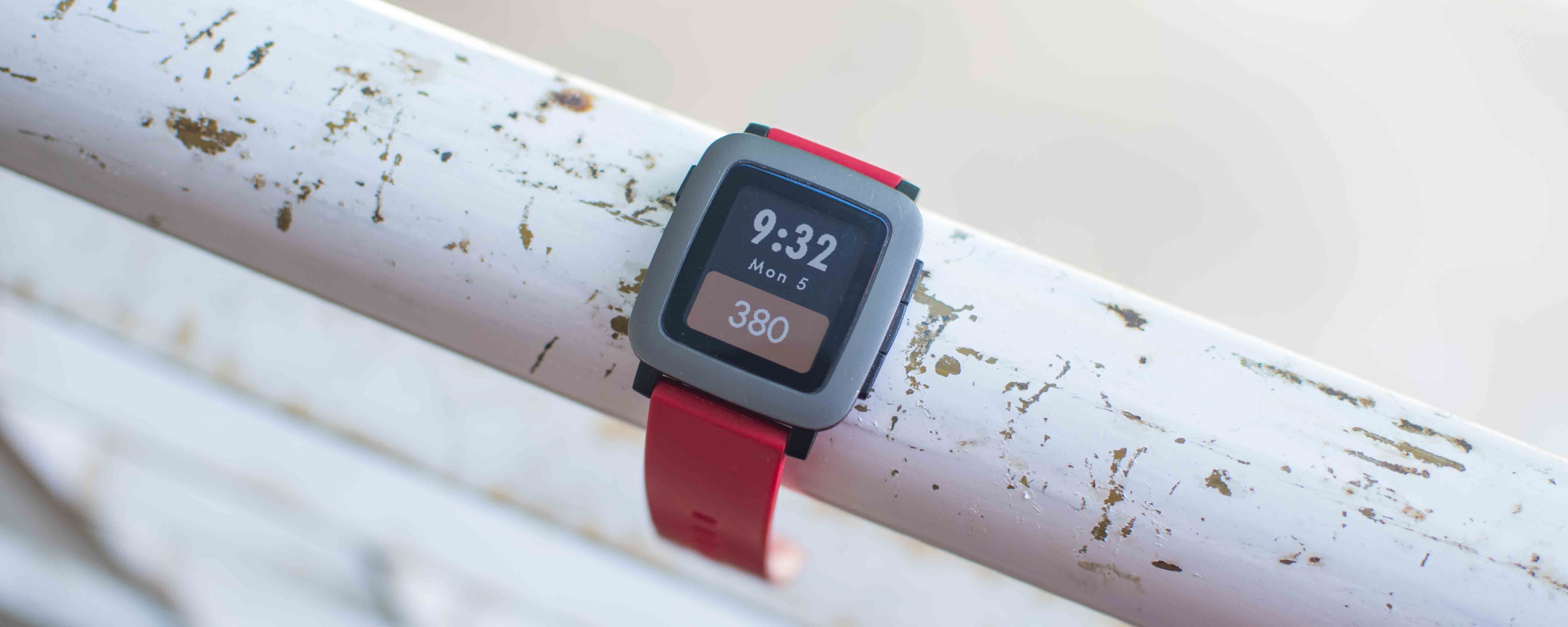 Futura Steps - Best watchfaces for Pebble Time and Time Steel
