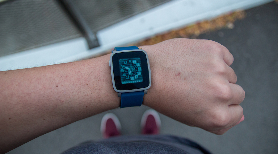 Best Watchfaces for Pebble Time and Pebble Time Steel - VFDA