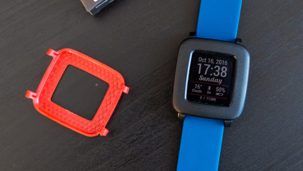 Review: Bepple for Pebble Time and Steel – Protection & Custom looks