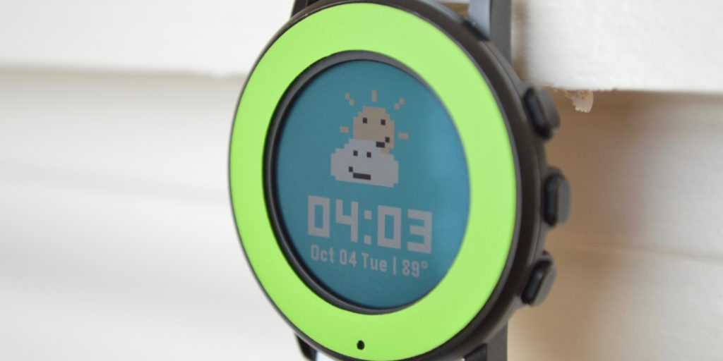 The Best Watchfaces for Pebble Time Round #4