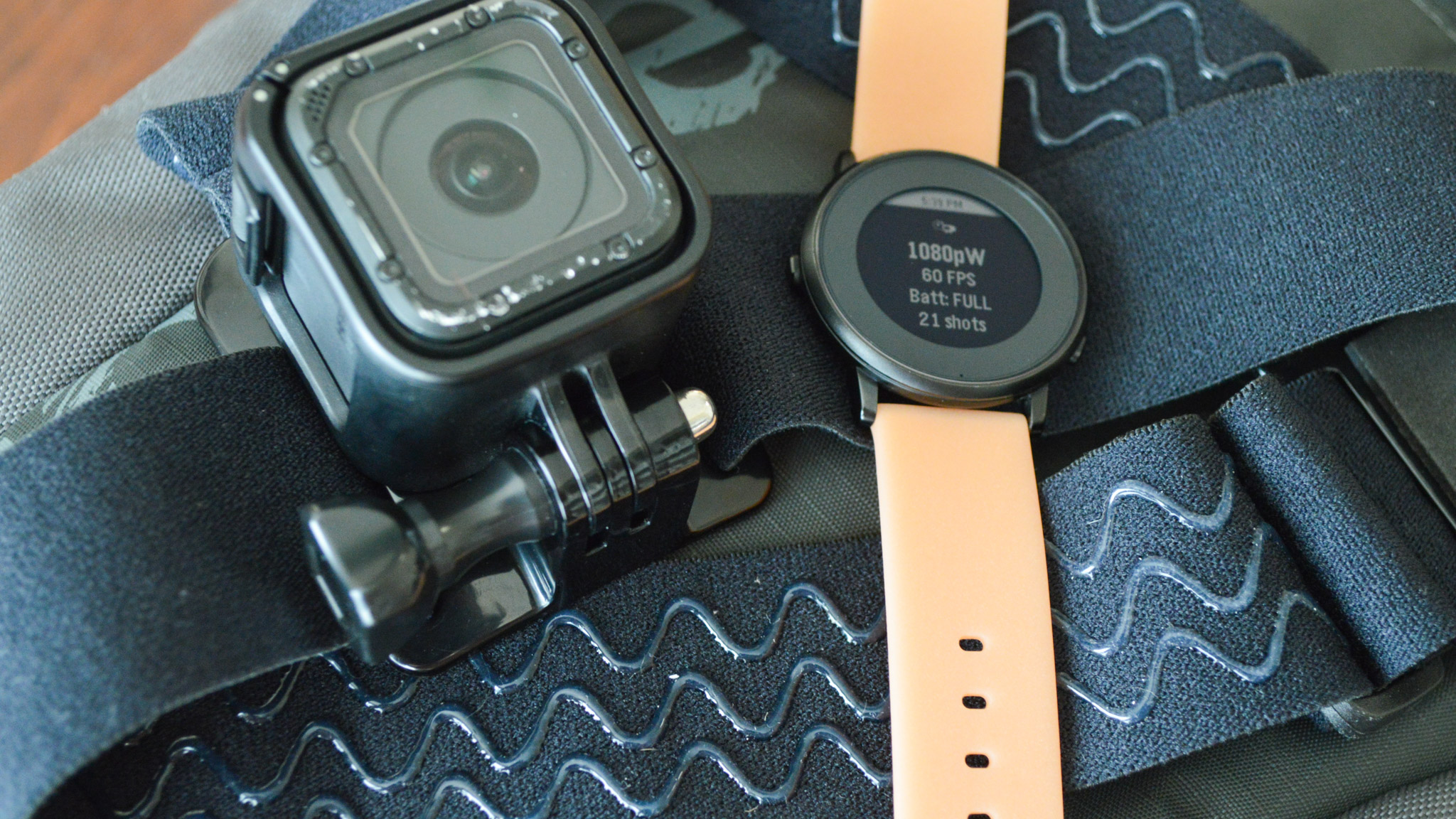 GoPro Remote for Pebble Time