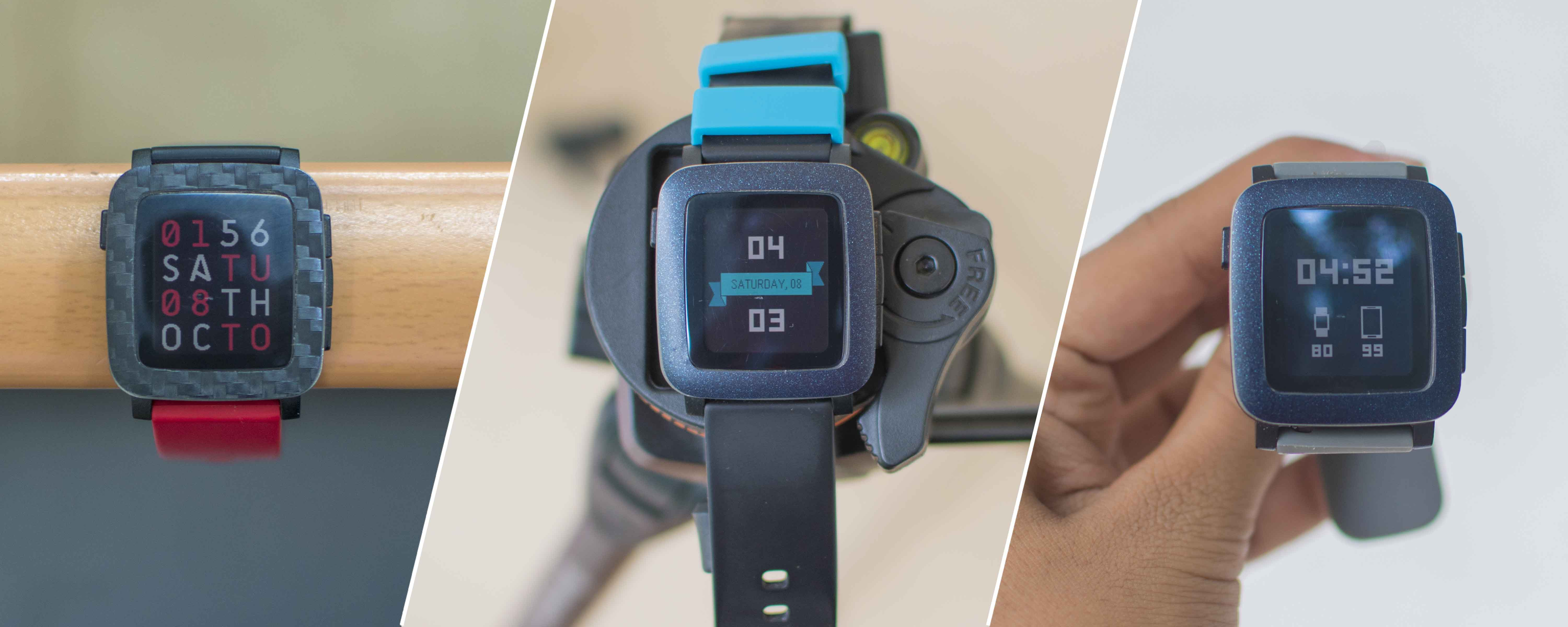 Best Watchfaces for Pebble Time and Pebble Time Steel