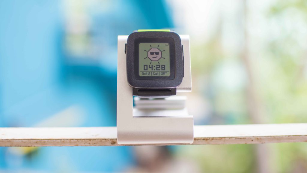 Best Watchfaces for Pebble Time and Pebble Time Steel - Make Me Smile