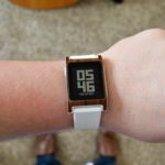 Pebble 2 Watchface: Morphy Brown