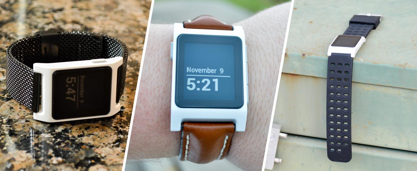 Best Pebble 2 Watch Bands Collection