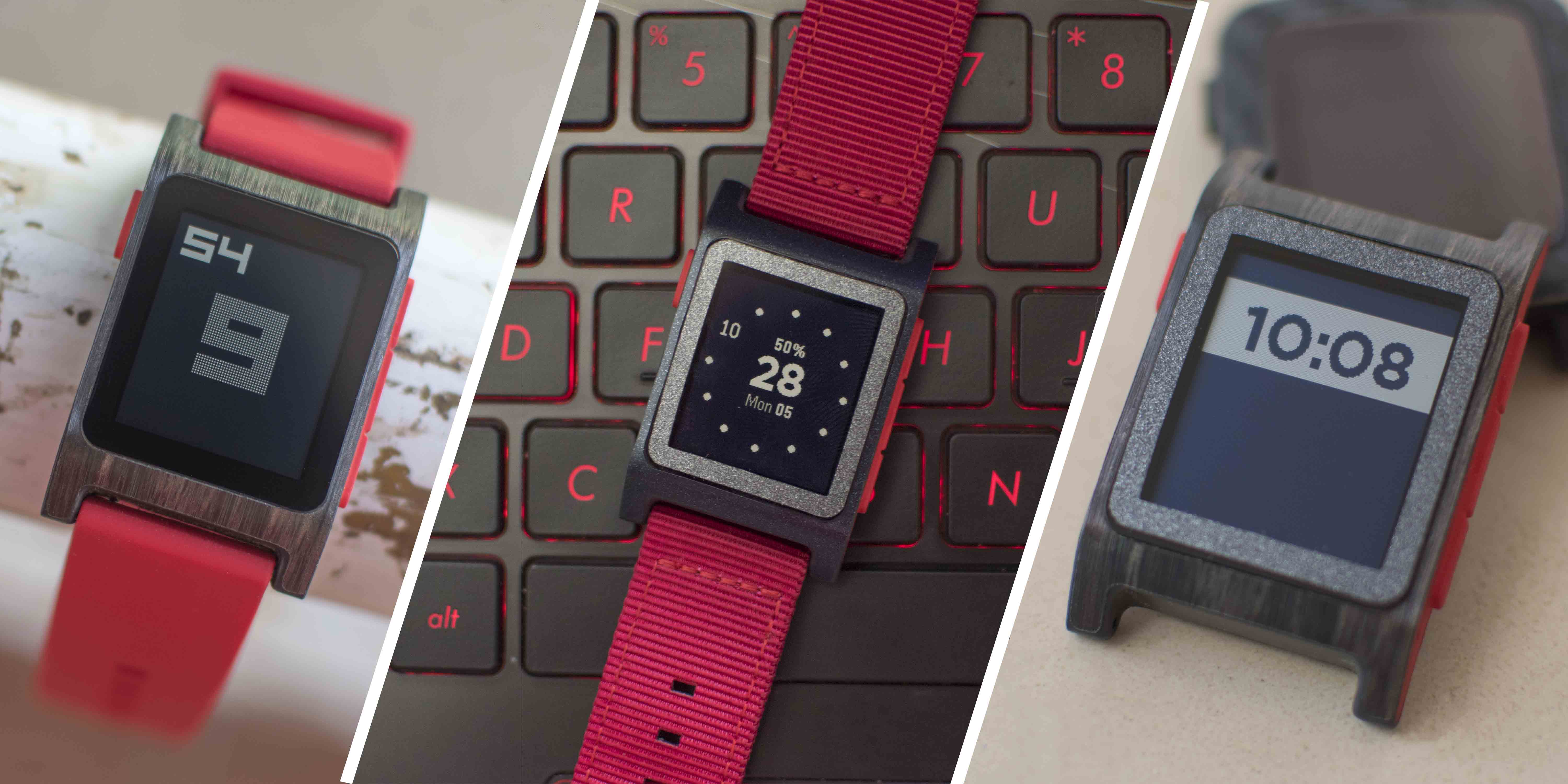 The best Pebble 2 watchfaces